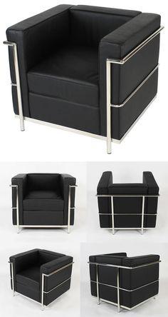 Le Corbusier LC2 petite lounge chair, 1929