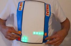 Tetris T-Shirt: From Your Console to Your Bod