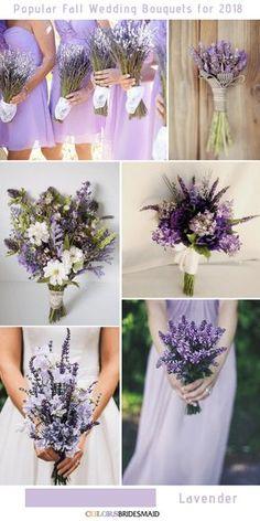 Lavender Wedding Theme, Wedding Flower Guide, Summer Wedding Bouquets, Mauve Wedding, Purple Wedding Flowers, Fall Wedding Colors, Summer Weddings, Lavender Weddings, Vintage Purple Wedding