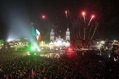 MEXICO !!!!!!Feliz dia de la Independencia!!!!!
