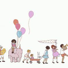 small dreamfactory  patrones gratis niños y mujeres
