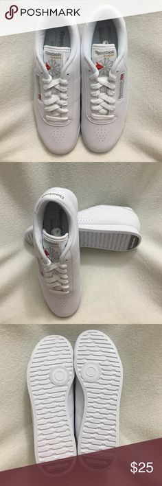 32db73ddd4634c Woman s shoes. Shop Women s Reebok White size 8 Sneakers ...
