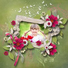 Layout Design, Layouts, Scrap, Antiques, Frame, Blog, Home Decor, Antiquities, Picture Frame