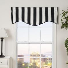 Midtown Shaped Valance - Overstock™ Shopping - Great Deals on Victor Valances