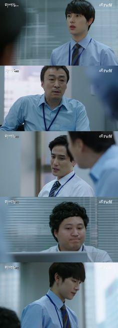Korean TV drama '미생' 임시완 역전환 아이디어, 영업3팀 내분부르나- 뉴스엔