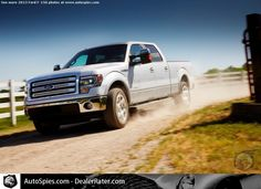 2013 Ford F-150 First Photos