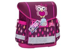 BELMIL Schoolbag Briefcase Mia the Owl Sovička (school .- BELMIL Školní aktovka-batoh Mia the Owl Sovička (školní batoh sova) BELMIL School bag-backpack Mia the Owl Owl (school backpack owl) - Kids Bags, School Backpacks, Owl, Briefcase, School Bags, Backpack Bags, Diaper Bag, Miami, Children