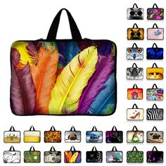 """Painted Laptop Bag Tablet Sleeve Notebook Case For 10.1 11.6 12 13.3 14"""" 15.4 15.6 17.3 inch Computer For Asus HP Acer Lenovo M #17.3 Laptop Bag http://www.ku-ki-shop.com/shop/17-3-laptop-bag/painted-laptop-bag-tablet-sleeve-notebook-case-for-10-1-11-6-12-13-3-14-15-4-15-6-17-3-inch-computer-for-asus-hp-acer-lenovo-m/"""