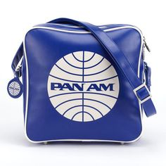 Pan Am Innovator Bag Blue now featured on Fab. [Pan Am]