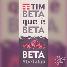 Dá Repin #SDV TIM BETA