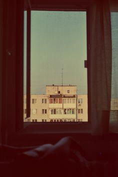 "#ElementEdenArtSearch ""Midday coffee"" 35mm film, Nikon FM2"