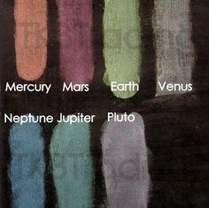 Planetary Sampler (color-shifting)