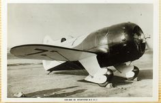 August 13, 1932: First flight of the Gee Bee Model R