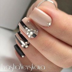 and Beautiful Nail Art Designs Fabulous Nails, Gorgeous Nails, Pretty Nails, Nail Swag, Beautiful Nail Designs, Beautiful Nail Art, Hot Nails, Hair And Nails, Nail Art Vernis