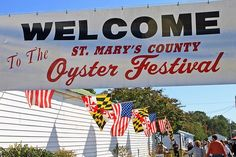 World Famous Oyster Festival!