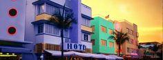 Art Deco Miami, #Florida