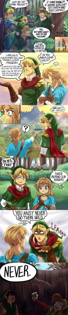 I like Zelda - Imgur