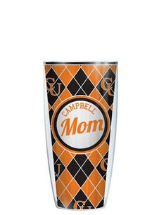 Campbell University Tumbler Customize with your by GoneGreek