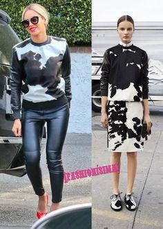 ¡Holy cow con el look de Beyoncé!