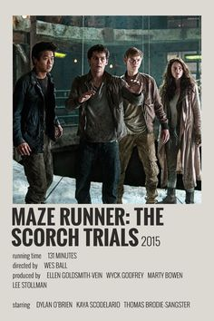 Alternative Minimalist Movie/Show Polaroid Poster The Scorch Trials Iconic Movie Posters, Minimal Movie Posters, Minimal Poster, Iconic Movies, Film Posters, Film Polaroid, Photo Polaroid, Maze Runner Film, Movies Like Maze Runner
