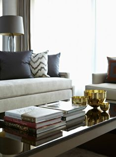 Interiors: London Apartment by Taylor Howes — Sukio Design Co.