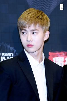 Suho - 151202 2015 Mnet Asian Music Awards Artist Welcome Meeting Credit: Suho Planet.