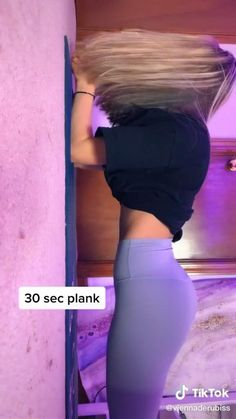 tiktok workout videos This is from tiktok! Full Body Gym Workout, Summer Body Workouts, Slim Waist Workout, Gym Workout Videos, Gym Workout For Beginners, Fitness Workout For Women, Butt Workout, Fitness Diet, Morning Ab Workouts