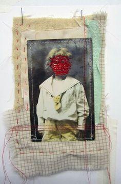 Emma Parker Textile Fiber Art, Textile Artists, Textiles, Art Brut, A Level Art, Art Portfolio, Art Sketchbook, Embroidery Art, Zine