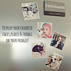 Everyday is a Holiday: A GIVEAWAY with StickyGram! #magnets #stickygram #instagram