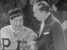 Abbott & Costello, Who's on first. This will forever be one of the funniest skits of all time!