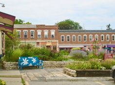 Tucked away in southwest Ohio you'll find Ohio's most charming and unique town, where the benches are a work of art and the buildings are full of character—inside and out.