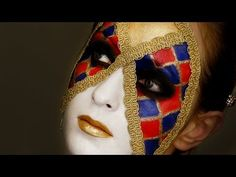 746 Elegant Masquerade By Michelle Phan Featured 1720096 Mask Makeup Costume Makeup