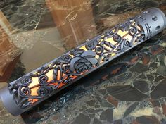 For the ladies....Guns and Roses AR15 hand guard!  Badass roses that don't wilt!