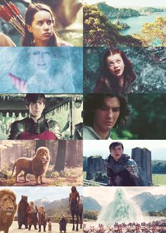 The Chronicles of Narnia → Prince Capian