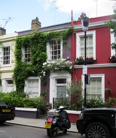 Nottinghill, London