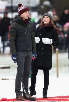 The Duke And Duchess Of Cambridge Visit Sweden And Norway – Day 1. Kate ... b3b6887d5e2b