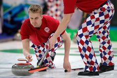 Curling....is that a sport?