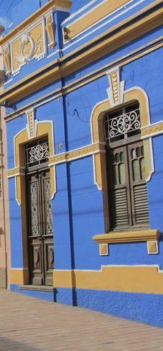 Stunning Doors and Window ~ Olinda - Brasil