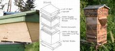 Most Popular Beehive Types Explained! Hive Stand, Top Bar Bee Hive, Langstroth Hive, Beekeeping For Beginners, Beekeeping Equipment, Backyard Beekeeping, Best Insulation, Beehive, Most Popular