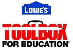 Lowe's Toolbox for Education #Grant Program Due 9/26…