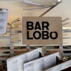 Bar Lobo - Pintor Fortuny 3 - Lunch avail - off of La Rambla 9-2.30am