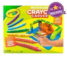 Crayon Carver - Crayola
