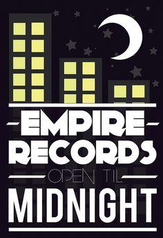Empire records is open til midnight by Garret Steider, via Flickr