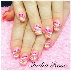 8 visitors have checked in at Studio Rose. Gel Nails, Studio, Rose, Painting, Beauty, Gel Nail, Pink, Painting Art, Paintings