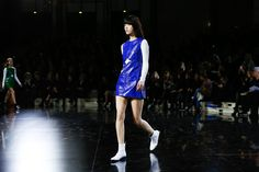 From Paris, With Vinyl: Courrèges, Space Age Pioneer, Flies Again - The New York Times