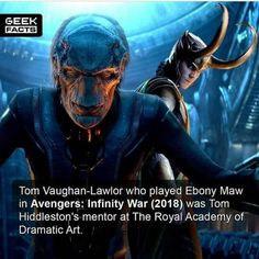 Did you know? #theAvengers #infinitywar #marvel #cosplayclass