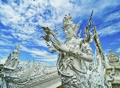 Wat Rong Khun temple - Pukchai/Getty Images