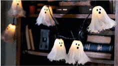 Ghost Decorative String Lights