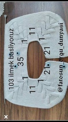 - Knitting For Kids . - – Knitting for Kids is is is is - Diy Crafts Knitting, Diy Crafts Crochet, Knitting For Kids, Knitting For Beginners, Baby Knitting Patterns, Knitting Stitches, Knitting Designs, Crochet Kids Scarf, Gilet Crochet