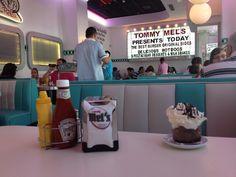 Tommy-Mel's  Majadahonda. Madrid.